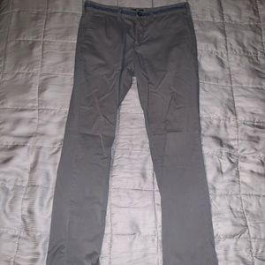Express skinny fit chino pants 32x32